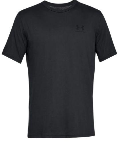 Camiseta Under Armour Sportstyle Left 1359393-001