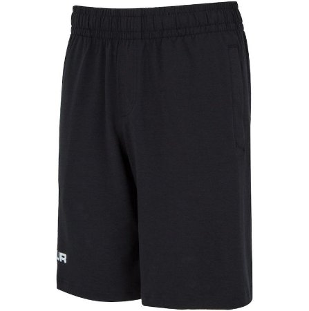 Shorts Under Armour LT Terry Graphic Ubmst96300 Blkwht