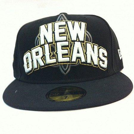 Boné New Era Nfl ON Field New Orleans Neperbon186