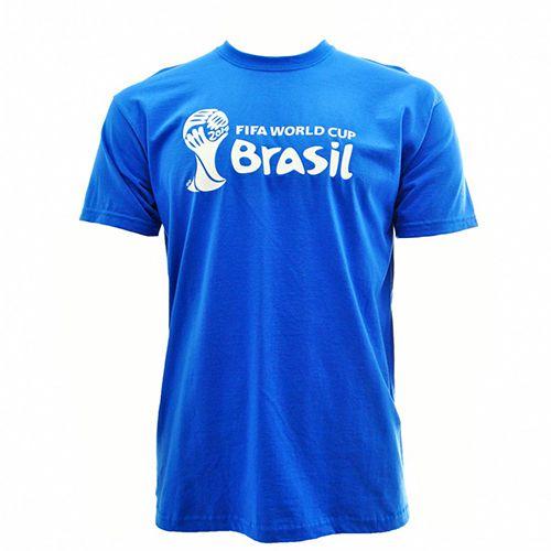 Camiseta Fifa Official Copa 2014 Emblem Landscape 14396-051