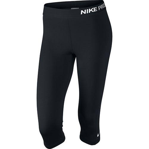 Calça Nike 3/4 Legging Pro Capri 589366-010 Pto/BC