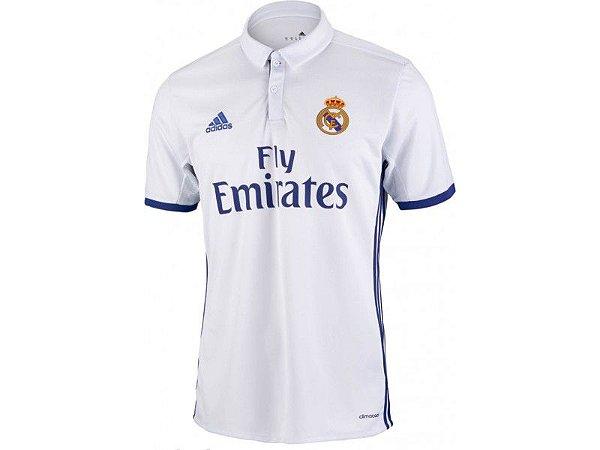 Camisa Adidas Real Madrid I Ai5189