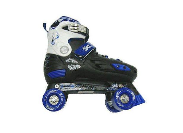 Patins Hyper Sports Quad 30/33 B806-S