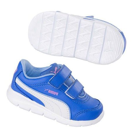 Tênis Puma Stepfleex Run SL V PS Bdp 189668-50