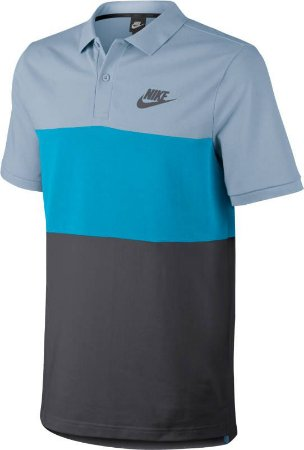 Polo Nike Nsw PQ Matchup Clrblk 847646-401
