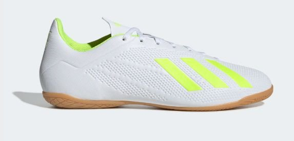Chuteira Adidas X 18.4 IN Bb9407