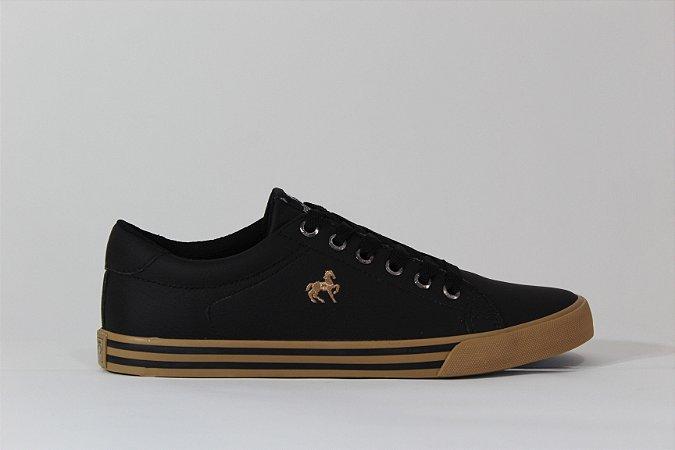 Tênis Polo Royal Prada Leather Brs11071-01