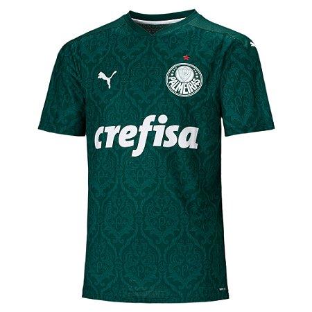 Camisa Puma Palmeiras Replica Home Jersey I 704714-01
