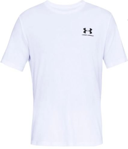 Camiseta Under Armour Sportstyle Left 1359393-100