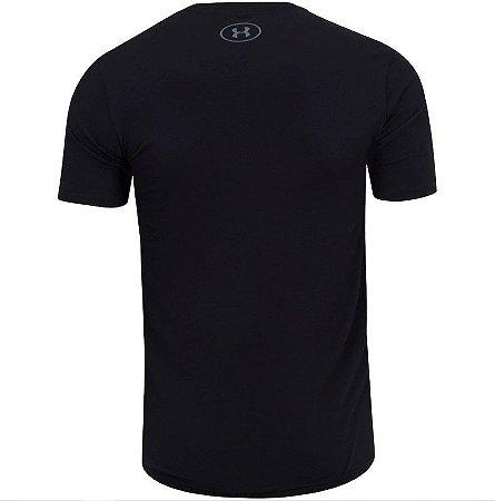 Camiseta Under Armor Sportstyle Log 1359394-001