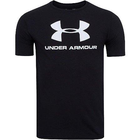 Camiseta Under Armor Sportstyle Log 1359394-035