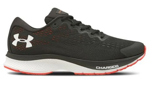 Tênis Under Armour Charged Bandit 6 3024670-001 Bkbrwh