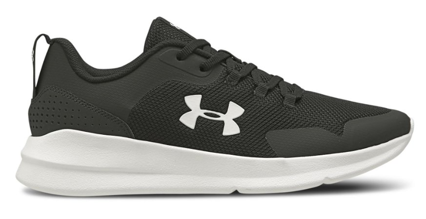 Tênis Under Armour Charged Essential 3024688-001 Bkwtwt