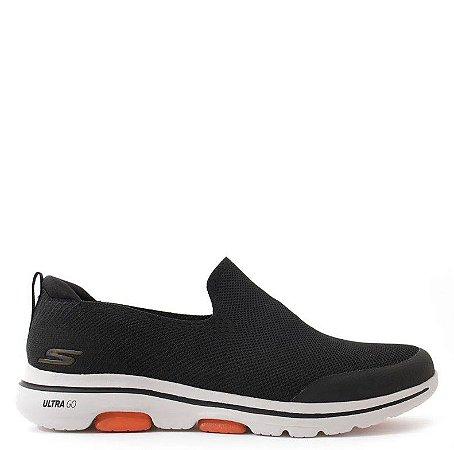 Tênis Skechers GO Walk 5 Prized 55500 Blk