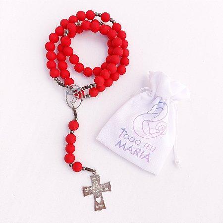 Terço Acampamento Nossa Senhora do Rosário Vermelho