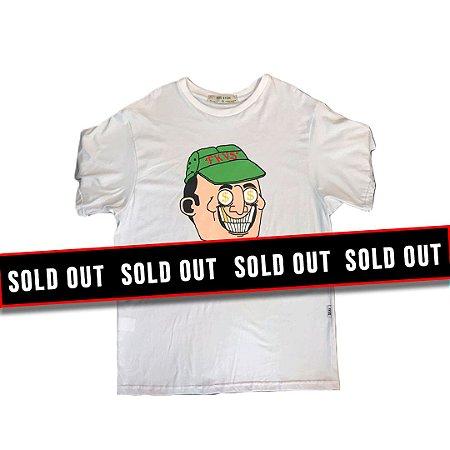FKVS T-shirt Boneco Branca