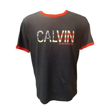 CALVIN KLEIN Camiseta USA