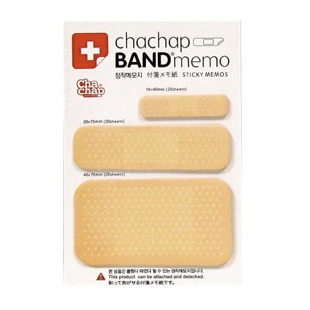 Post-it ChaChap Band Memo