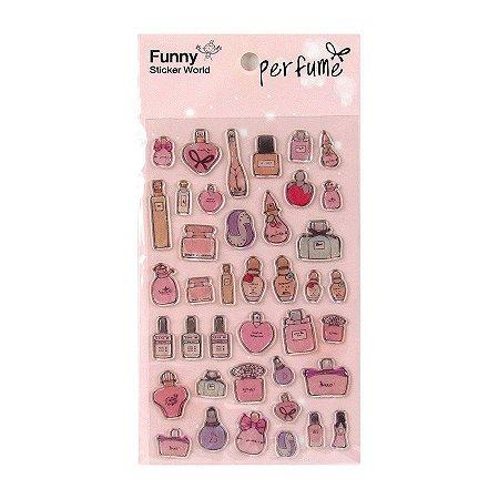Adesivo Divertido Epoxy - Perfume