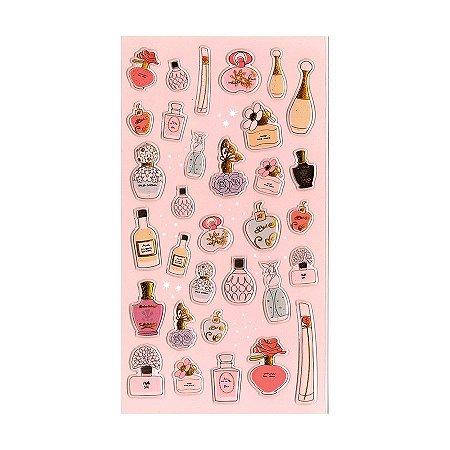 Adesivo Divertido Epoxy - Perfume 2