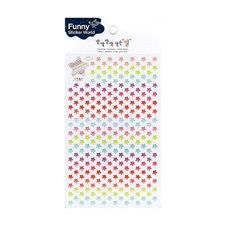 Adesivo Divertido Epoxy - Twinkle Twinkle Little Star