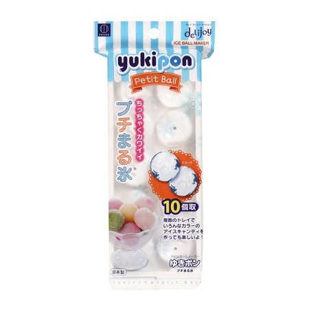 Forma de Gelo Redondo YukiPon P - Petit Ball