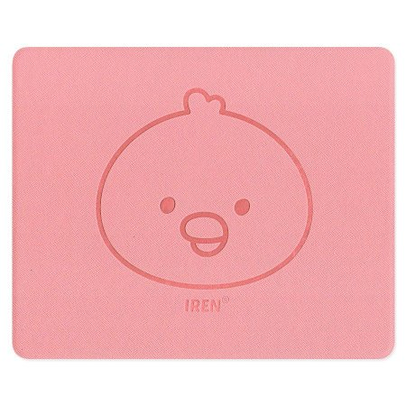 Mouse Pad Premium Iren Galapagos Friends Rosa - Artbox