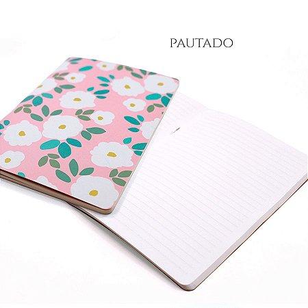 Caderno Pautado Daisy Para Planner A.Craft Tamanho Padrão