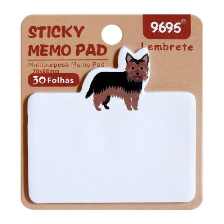 Post-it Sticky Memo Pad 9695 - Cachorro