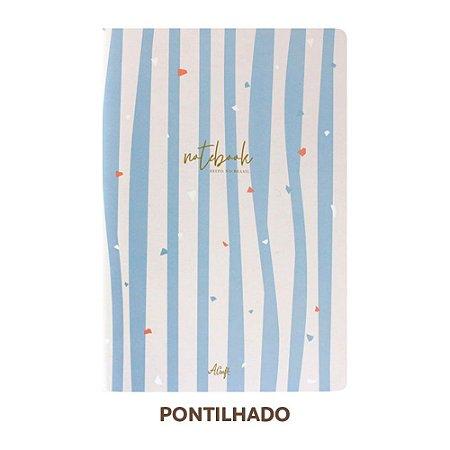 Caderno Pontilhado La Féte Para Planner A.Craft Tamanho Padrão