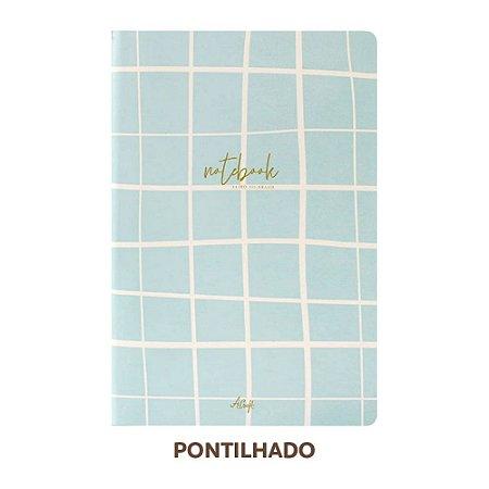 Caderno Pontilhado Bonjour Para Planner A.Craft Tamanho Padrão
