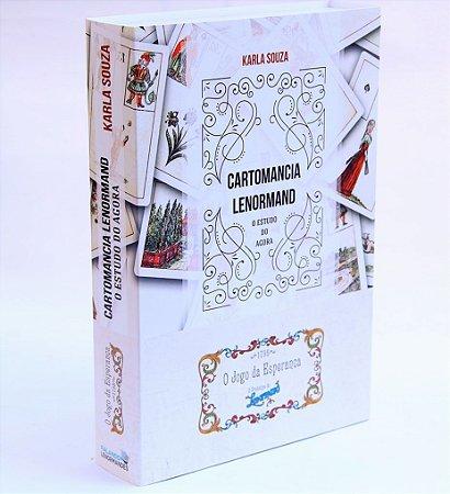 Kit Cartomancia Lenormand + Jogo da Esperança com caixa exclusiva!