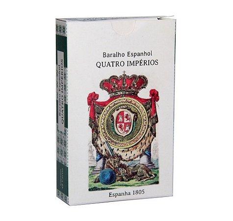 Baralho Espanhol - Reprodução de 1805