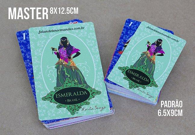 Esmeralda Lenormand + Oráculo das 13 Ciganas Mastersize