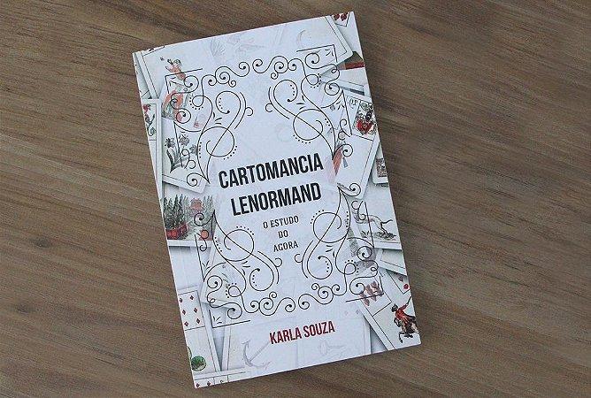 20 unidades - Cartomancia Lenormand: o estudo do agora - Karla Souza