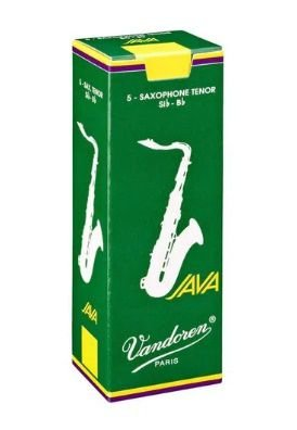 Palheta Java Vandoren Sax Tenor Sib - Bb 2  -   (unidade)
