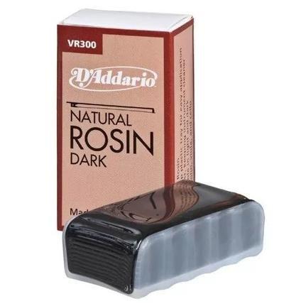 Breu D'addario Natural Rosin Dark - VR300