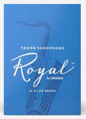 Palheta Rico Royal D'addario Sax Tenor 3 - RKB1030  (unidade)