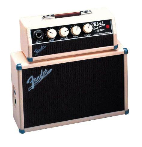 Mini Amplificador de Guitarra Fender Tone Master Blonde