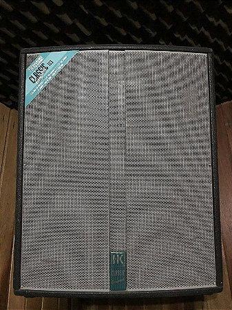 Par de Caixas Acústicas HK Áudio Classic Compact CC 153 - Usadas (2 caixas)