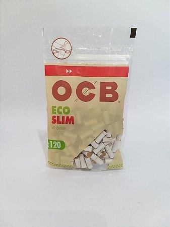 PACOTE FILTRO OCB ORGANIC SLIM