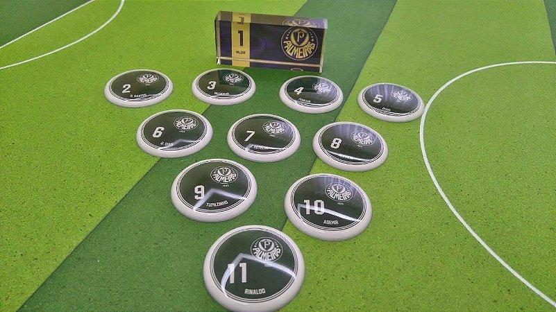 Jogo de Botão do Palmeiras
