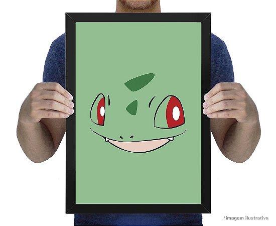 Poster Pokemon Bulbassauro