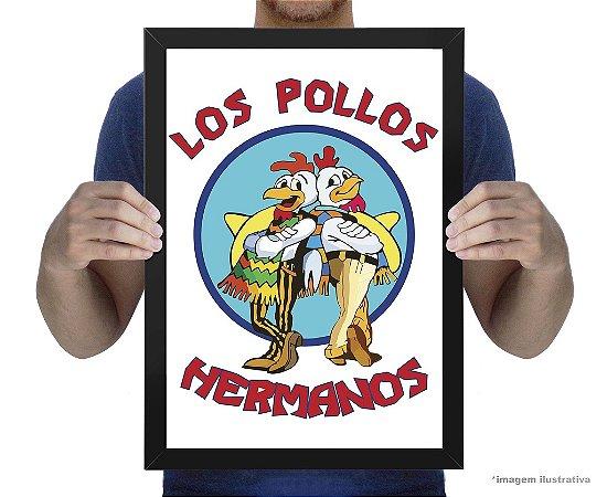 Poster Breaking Bad Los Pollos