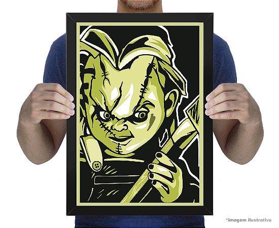 Poster Chucky o Boneco Assassino