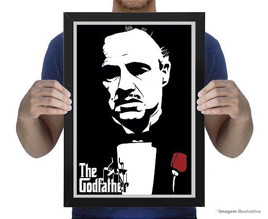 Poster Poderoso Chefão