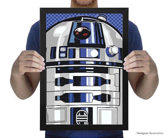 Poster Star Wars R2D2
