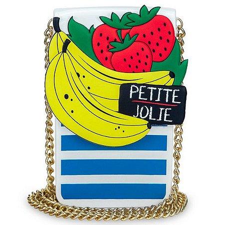 PJ1946  Bolsa Phone Case Tropical Petite Jolie