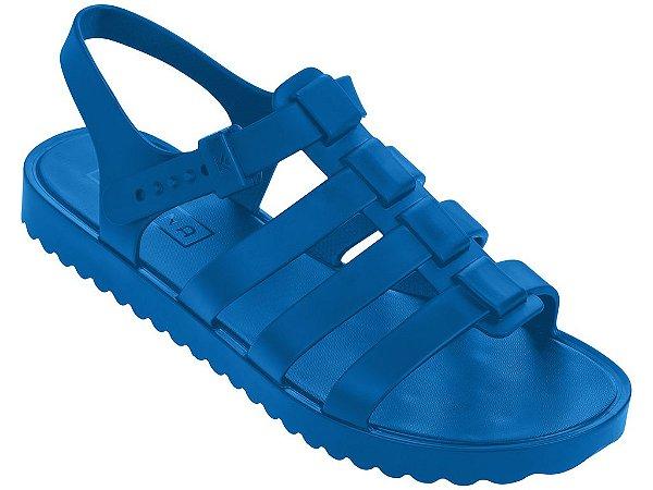 Sandália Karina Azul Bic