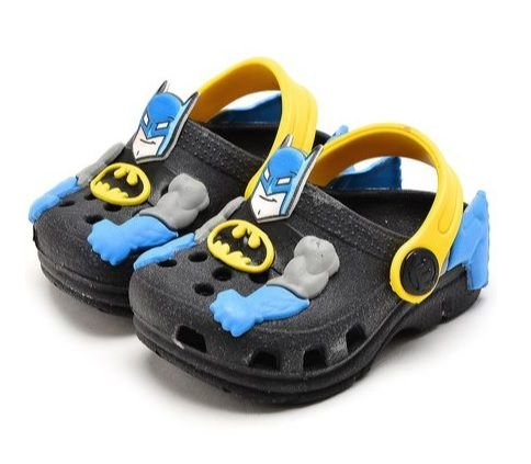 Babuche Batman Preto - Plugt